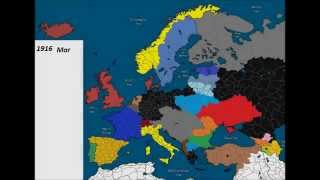 "Alternate History of Europe - Part 2 ""Germany vs West"""