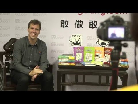 Jeff Kinney's Tour Journal: Beijing, China - Entry #2