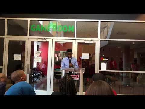 SGA Campaign at Baltimore City Community College Spring 2018