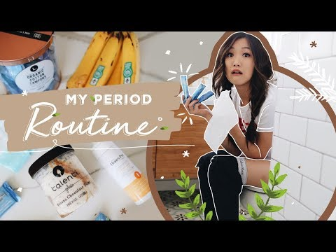 My Period Routine