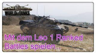 Stream Highlight: Ranked Battles mit dem Leopard 1