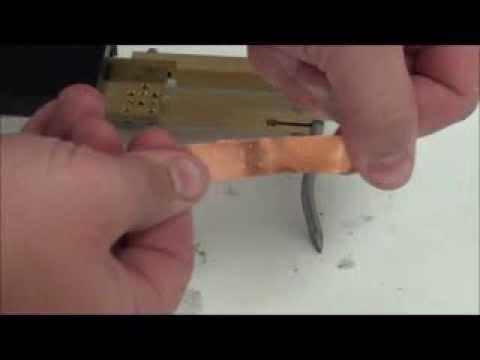 Copper to Copper Resistance Sheet Welding