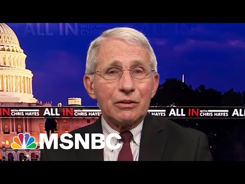 Fauci: If You're Vaccinated, You're Safe. If You're Not, You're At Risk