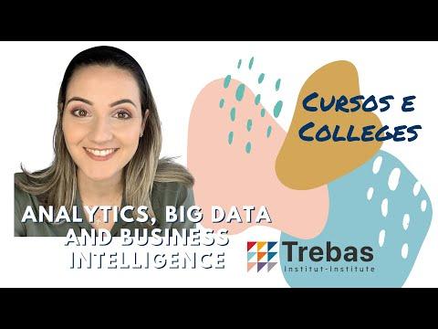 ESTUDE BIG DATA AND B.I. EM MONTREAL - TREBAS INSTITUTE CANADA
