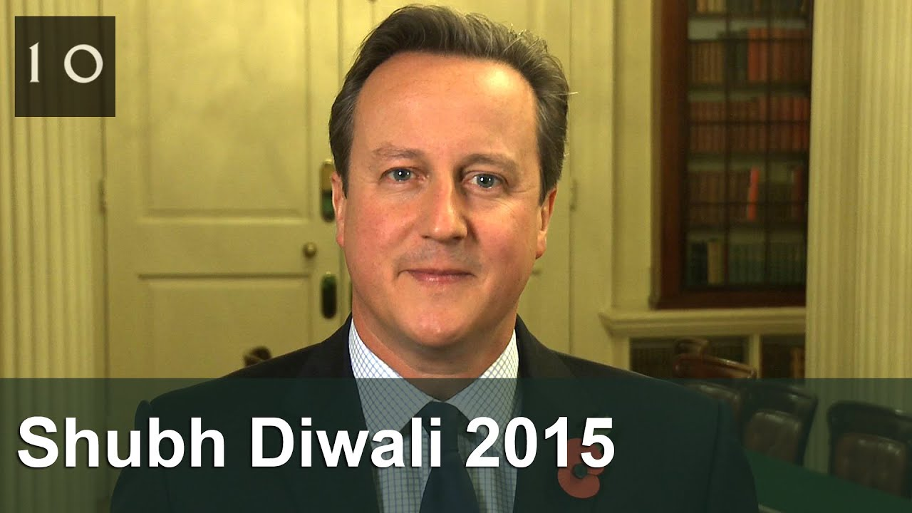 Download Happy Diwali 2015: David Cameron's Message