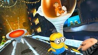 Despicable Me: Minion Rush - Vector Race Battle Gameplay