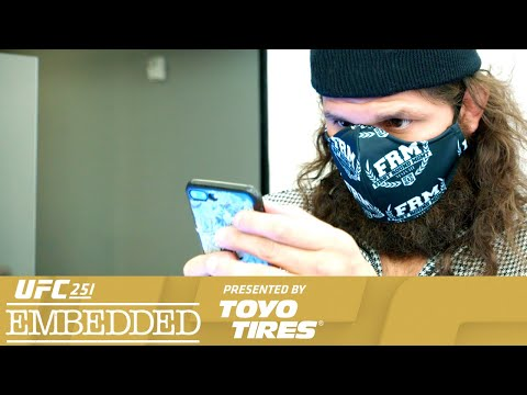 UFC 251 Embedded: Vlog Series - Episode 1