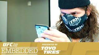 Ufc 251 Embedded: Vlog Series   Episode 1