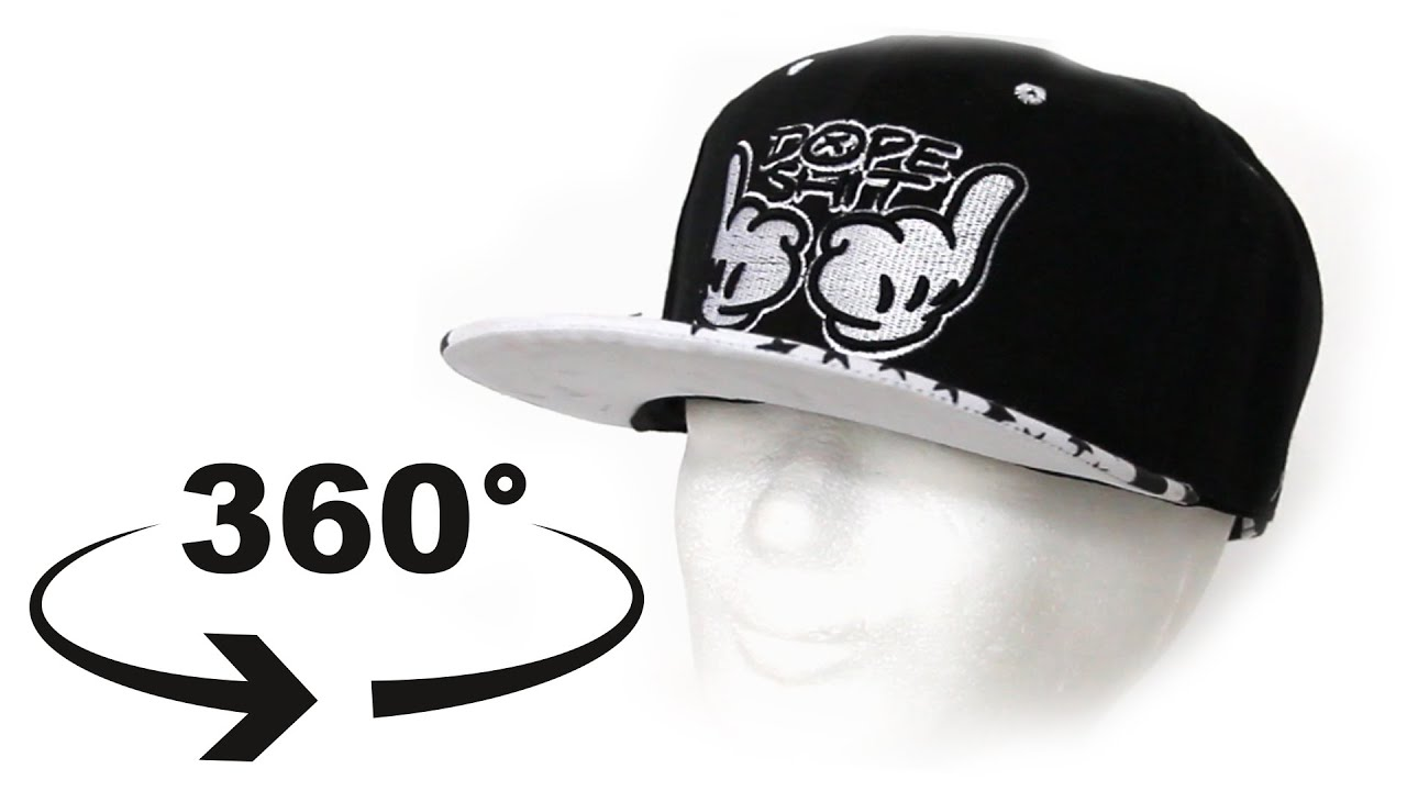 b2b42b6307f56 Snapback  DOPE SHIT  CAP-108 Großhandel - YouTube