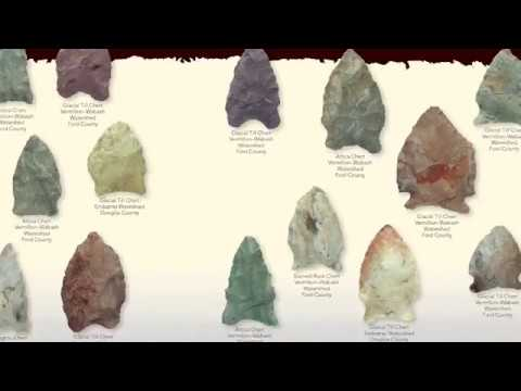 Projectile Points Of Illinois - Part One
