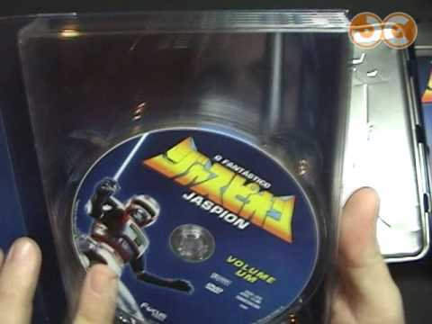 DVD - Lata Jaspion