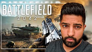 """Lirik Reacts To: """"Battlefield 2042 Gameplay Details and More!"""""""