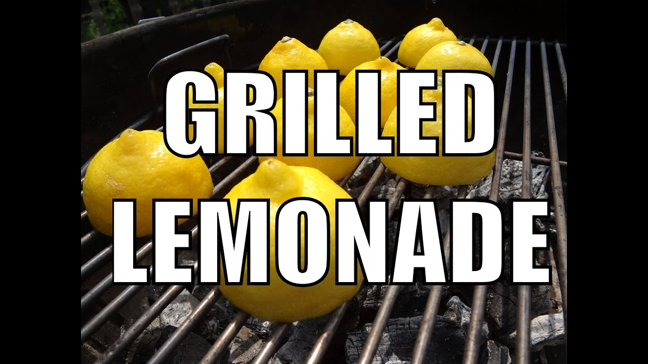BBQ GRILLED LEMONADE - Meathead's recipe from AmazingRibs.com ...