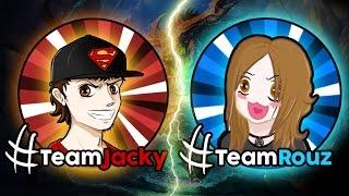 #TeamJACKY vs #TeamROUZ ( DIRECTO CON PREMIOS )