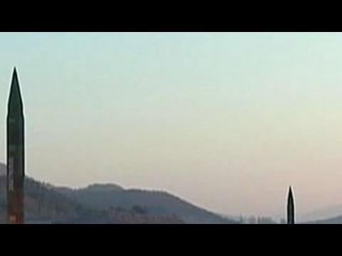 North Korea test-fires ballistic missile into Sea of Japan