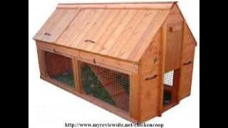 Chicken Coop Ideas And How To Build A Chicken Coop