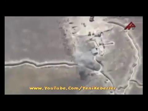 Az?rbaycan Ordusu erm?nil?rin at?? nöqt?l?rini bel? m?hv etdi - 2016
