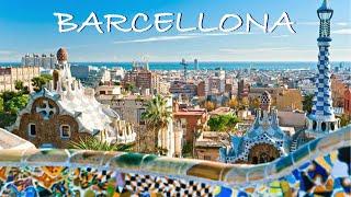 BARCELLONA (Sagrada Familia, Parc guell, La Rambla, Casa Batllò, La Boqueria, Barceloneta)