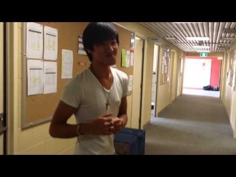 Taylors College Campus Tour 2015
