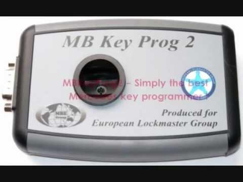 Mercedes Key programming equipment and training - MBKeytools com