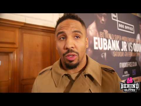 WARD GIVES UPDATE ON KOVALEV FIGHT; RESPONDS TO FROCH'S COMMENT ON WARD'S PERFORMANCE