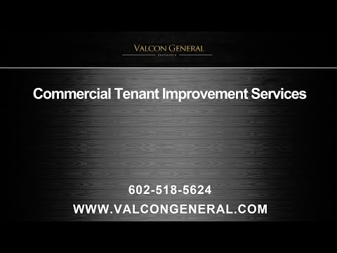 Commercial Tenant Improvement Services | Valcon General, LLC