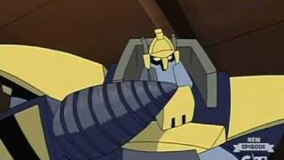 Transformers Animated Intro (With G1 Season 3 Theme)