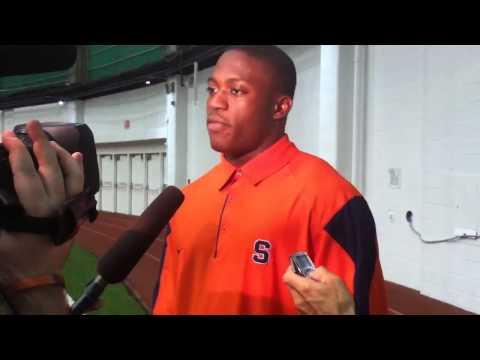 Marquis Spruill, Linebacker, Syracuse