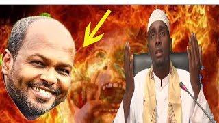 SUBXANALLAH!MUCJISO Sheikh Nairobi Jooga oo ku Riyooday Sheikh abdulkadir kishki oo naarta lo wado