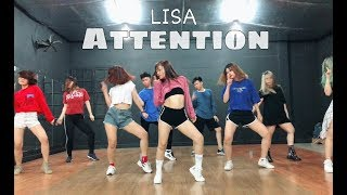 ATTENTION [Lisa Solo Stage] Dance Cover by BoBoDanceStudio