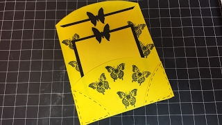 You asked for it:  Circle Pocket Card by Linda Maretich thumbnail