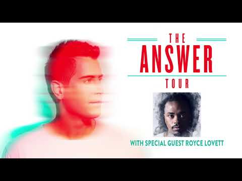 The Answer Tour
