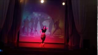 Танец-сюрприз от жюри)))