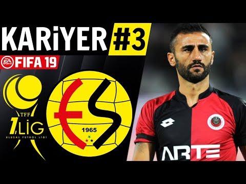 YUH SELÇUK ŞAHİN!! 2 YENİ ALT YAPI OYUNCUSU! // FIFA 19 KARİYER #3