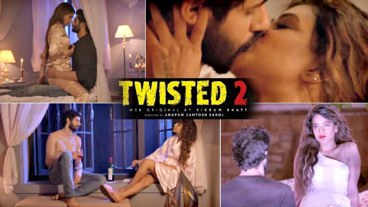 Twisted 2 Web Series Trailer Luanch - Nia Sharma & Rrahul Sudhir - Vikram  Bhatt Web Series