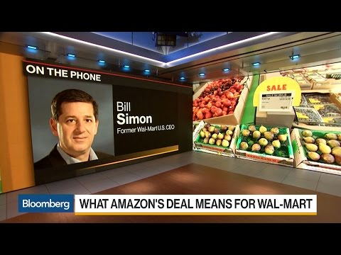 What Amazon's Whole Foods Deal Means for Wal-Mart