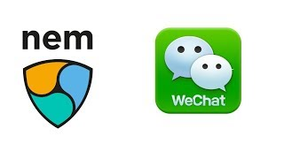 NEM Crypto Currency  Price Explodes as it partners with We chat / Steam says No to Bitcoin