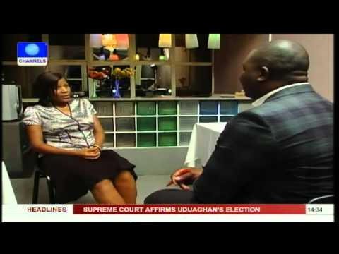 World Bank Country Director on Network Africa - Marie Francoise Marie-Nelly Part 1