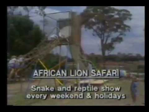 African Lion Safari commercial [1981]