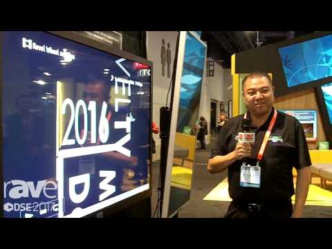 DSE 2017: Mirage Vision Introduces HighBright TV Display