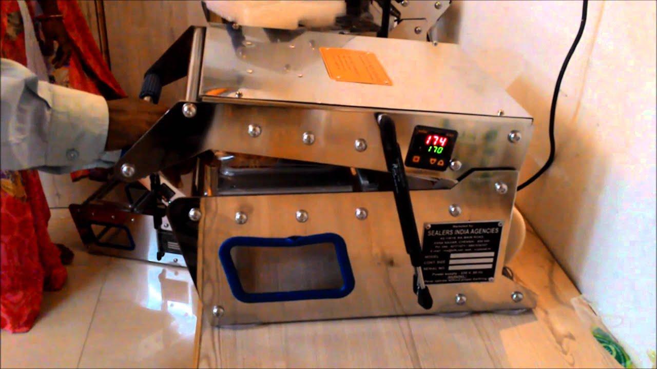 tray packing machine