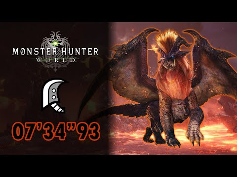 MHW | AT Teostra Great Sword 07'34