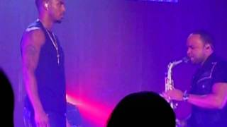 Trey Songz -- Without A Women -- Chapter V Tour --