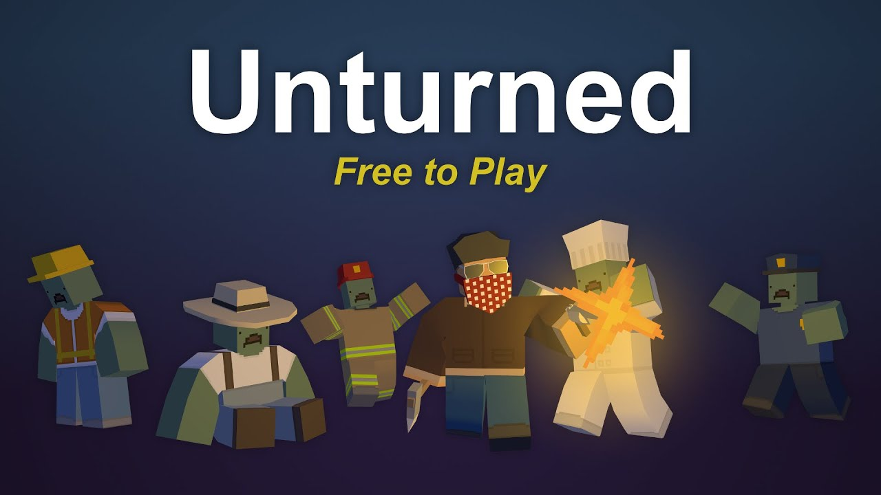 How to make unturned server easy 2016 free youtube