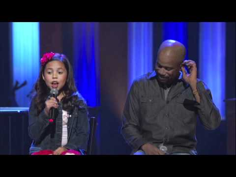 2011 MDA Telethon Performance - Darius Rucker & Abbey Umali