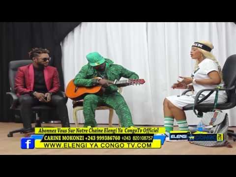 Télé LIVE : Carine Mokonzi Reçois Marck House Et Riss Matadié Ba Décortiqué  Ba Chanson QQJD