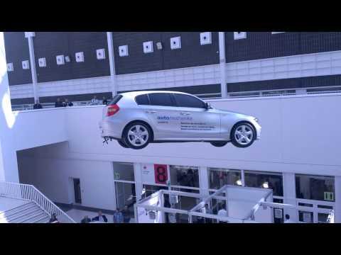 BMW Takes Flight At Automechanika Frankfurt