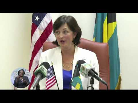 U.S EMBASSY SPEAKS ON SAFETY FOR AMERICAN CITIZENS