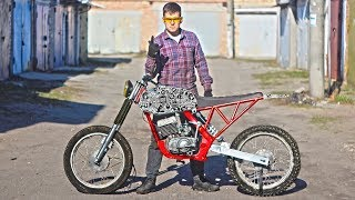 "MOTORCYCLE MINSK - VERSION 3 ""ENDURO"""