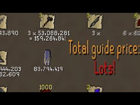 Result of Completing Raids - Ironman Episode 196